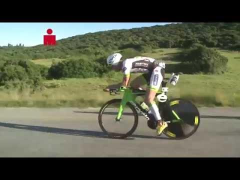 Ironman Triathlon Bike Mashup 1