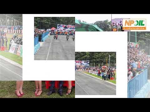 Npoil tài trợ giải đua xe moto 125cc 135cc quân đoàn IV- 2014