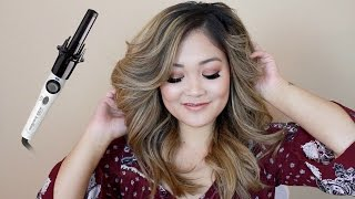 getlinkyoutube.com-Perfect Curls for Fall with KISS InstaWave | JaaackJack