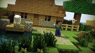 getlinkyoutube.com-(Minecraft) Jak zbudować epicki i mały domek - odc#1