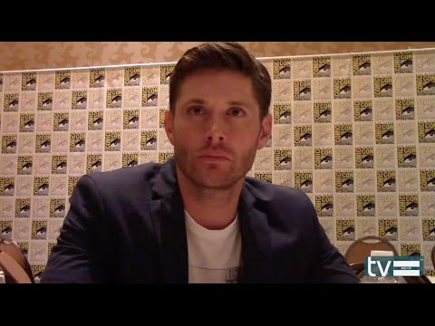 Jensen Ackles Interview - Supernatural Season 10