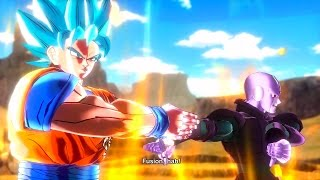 SUPER SAIYAN BLUE GOKU AND HIT FUSION?! Dragon Ball Xenoverse 2 Ultimate Gameplay [Episode 16]