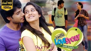 getlinkyoutube.com-Routine Love Story Telugu Full Movie || Regina Cassandra, Sundeep Kishan