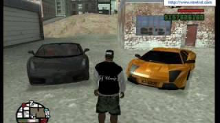 getlinkyoutube.com-gta san andreas autos reales