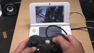 getlinkyoutube.com-3DSLLにXBOXコントローラーを繋いでみた