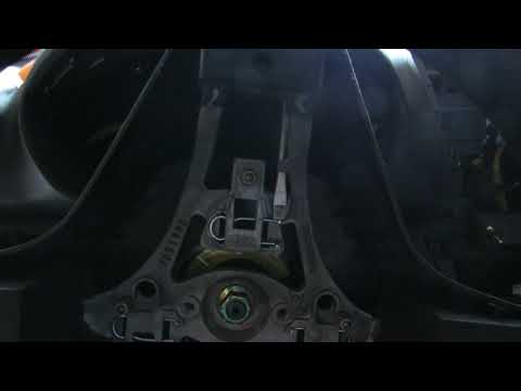 Лифан Х60 как снять SRS Airbag на руле.