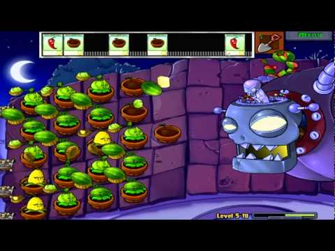 Plants Vs. Zombies Part 18: Who's The BOSS!?