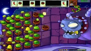 getlinkyoutube.com-Plants Vs. Zombies Part 18: Who's The BOSS!?