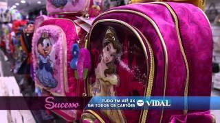 getlinkyoutube.com-Programa Sucesso   TV Vidal - Mochilas escolares