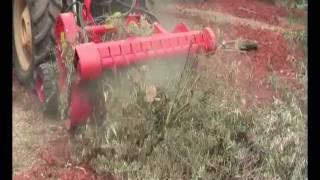 getlinkyoutube.com-SEPPI M. - MINIFORST pick up - trituradora para ramas gordas