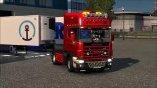 getlinkyoutube.com-[ETS2 v1.21] Scania Series 4 re-edited + Cabin Accessories DLC