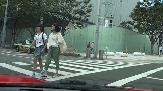 getlinkyoutube.com-フェラーリ F430 で都内(表参道・麻布・六本木・東京タワー)を走ってみました_013