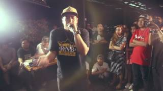 Bahay Katay - Carlcent One - Rap Song Competition @ El Katay Tres