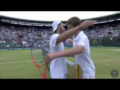 2014 Day 13 Highlights, Wimbledon Boys` Singles Final