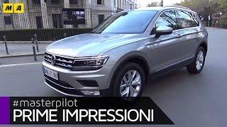 getlinkyoutube.com-Volkswagen Tiguan | Prime impressioni