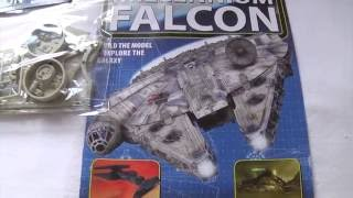 getlinkyoutube.com-Build the Millennium Falcon Issues 81 -  84