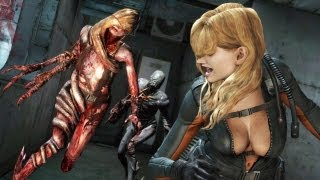 getlinkyoutube.com-Resident Evil Revelations Rachael Ooze Trailer