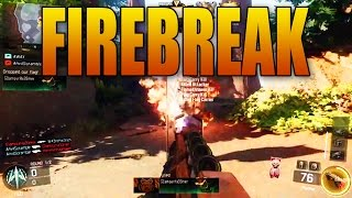 "getlinkyoutube.com-Black Ops 3 ""FIREBREAK"" Flamethrower Gameplay!  Specialist w/ Heat Wave Powers!"
