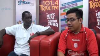 Chit Chat with Emile Heskey