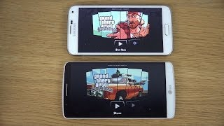 getlinkyoutube.com-GTA San Andreas LG G3 vs Samsung Galaxy S5 4K Gaming Comparison Review