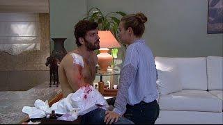 Ece ve Onur arasında romantik anlar!