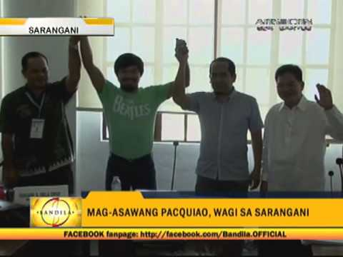 Gloria Arroyo reelected as Pampanga rep