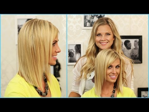 CarlieStylez New Summer Haircut!!