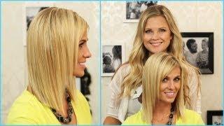 getlinkyoutube.com-CarlieStylez New Summer Haircut!!