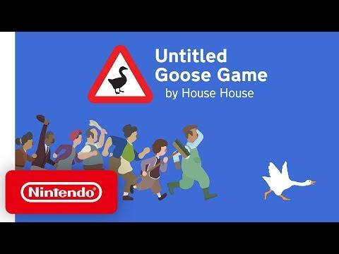 Untitled Goose Game (NS)  © Panic 2019   1/1
