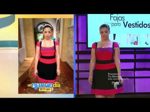 Un Nuevo Día / Fajas para usar vestidos / Telemundo