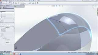 getlinkyoutube.com-Introduction to Surface Modelling in SolidWorks [Webcast]
