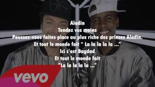 getlinkyoutube.com-Black M  - Le prince Aladin ft  Kev Adams - Paroles