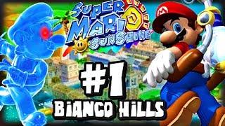 getlinkyoutube.com-Super Mario Sunshine (1080p) - Part 1 - Bianco Hills