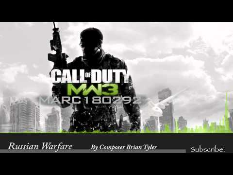 MW3 Soundtrack: Russian Warfare