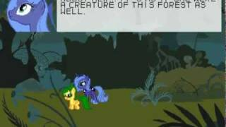 getlinkyoutube.com-Green Bean Plays super filly adventures: creepy pasta ending