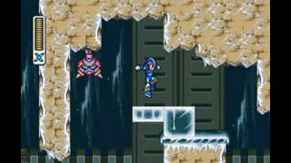 Mega Man X: Hard Type (SNES) - Longplay