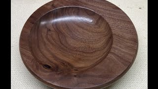 getlinkyoutube.com-Wood Turning - Off Center Bowl