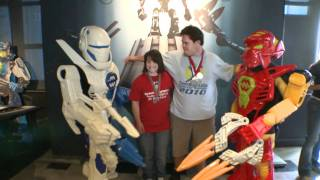 getlinkyoutube.com-LEGO Hero Factory Launch at LEGOLAND California