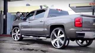 Amani Forged Wheels | Chevy Silverado on Amani Forged Vorenzo's