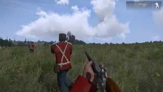 getlinkyoutube.com-EPIC ARMA-  Napoleonic Units VS Covenant Elites