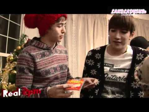 [ Vietsub ] Real 2PM - JYP Nation MV BTS part 1