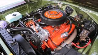getlinkyoutube.com-1969 Plymouth Road Runner 383 Four Speed
