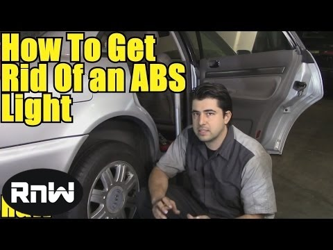 How to Get Rid of ABS Trac Off Lights - How to Test an ABS Sensor Using a Basic Multimeter