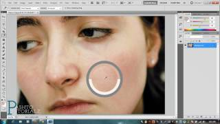 getlinkyoutube.com-PhotoShop Tutorial In Pashto - Easy Face Cleaning