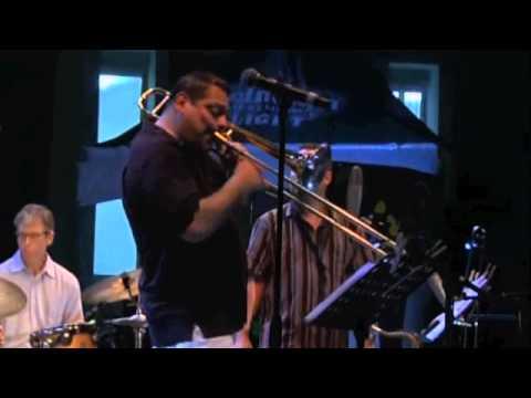 Luis Bonilla Quintet at the  Puerto Rico Heineken Jazz Festival 2013