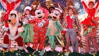 getlinkyoutube.com-Mickey's Twas The Night Before Christmas - Full Show at Walt Disney World, Magic Kingdom