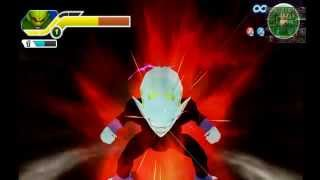 getlinkyoutube.com-MG mangas: Mods DBZ TTT PSP: Pelicula de Garlick Jr.