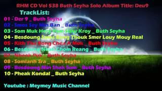 getlinkyoutube.com-Nonstop_Buth Seyha, RHM CD Vol 538, ប៊ុត សីហា, 2015