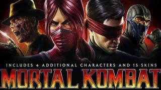 getlinkyoutube.com-Mortal Kombat Komplete Edition. Оторваться невозможно!