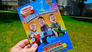 getlinkyoutube.com-Thomas And Friends; 2015 Thomas The Train Wooden Railway Yearbook